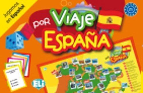 9788853604668: ELI Language Games: Viaje por Espana