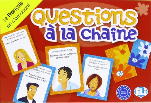 9788853604699: Questions a la charte-French Game