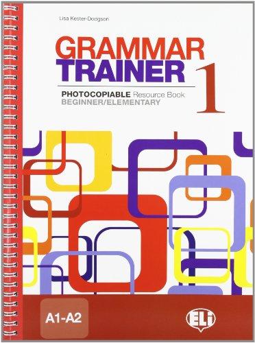 9788853605061: Grammar Trainer: Book 1 (A1-A2)