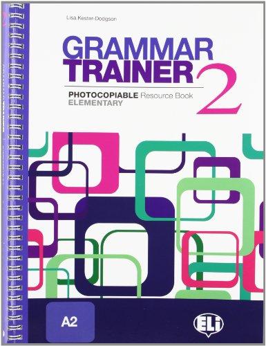 9788853605078: Grammar trainer. Per la Scuola elementare: 2