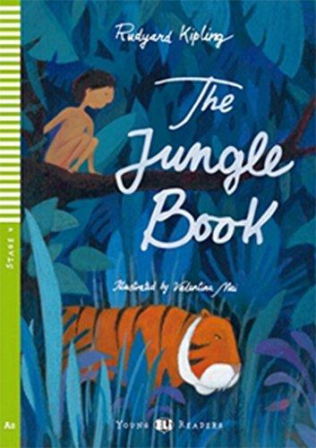 9788853605122: The jungle book. Con audiolibro. CD Audio (Young readers)