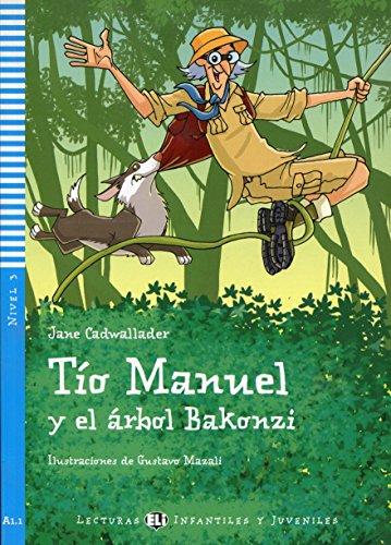9788853605351: Tio Manuel y el arbol bakonzi. Con CD Audio. Per la Scuola media (Young readers)