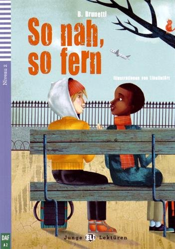 9788853605412: So nah, so fern. Con CD Audio. Per la Scuola media (Teen readers)