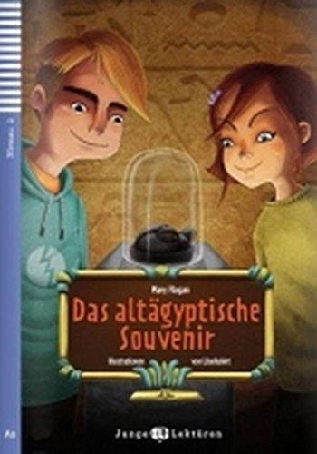 9788853605443: Teen Eli Readers: Das Altagyptische Souvenir + CD (German Edition)