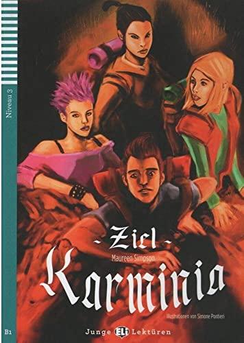 9788853605450: Teen Eli Readers: Ziel (German Edition)