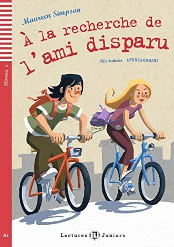 9788853605498: Teen Eli Readers: A LA Recherche De L'Ami Disparu + CD