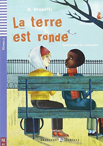 9788853605504: Teen Eli Readers: LA Terre Est Ronde + CD (French Edition)