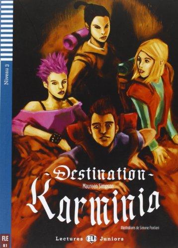 Destination Karminia + CD: SIMPSON MAUREEN