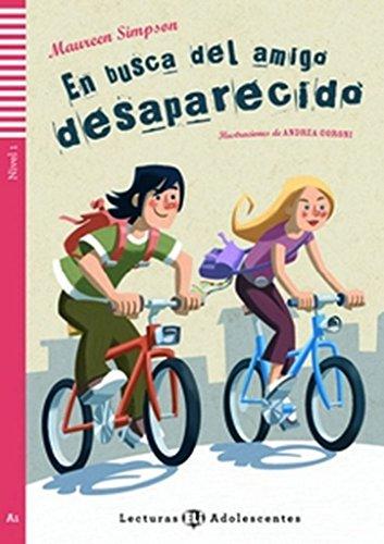 Teen ELI Readers - Spanish: En busca: Maureen Simpson