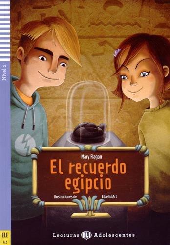 9788853605580: Teen Eli Readers: El Recuerdo Egipico + CD (Spanish Edition)