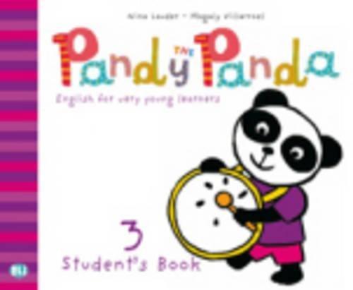 9788853605818: PANDY THE PANDA Pupil's Book + song audio-CD 3