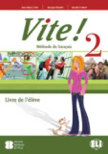 Vite!: Livre 2 (A2) (Paperback)