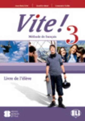 9788853606099: Vite!: Livre 3 (A2/B1) (French Edition)