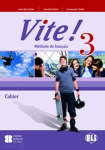 9788853606105: Vite!: Cahier 3 & CD-Audio (French Edition)