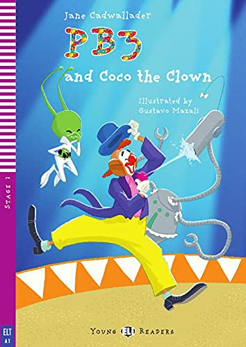 PB3 and Coco the Clown: Cadwallader, Jane
