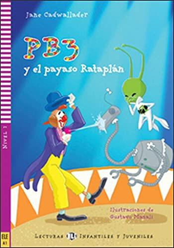 9788853606259: Young Eli Readers: Pb3 Y El Payaso Rataplan + CD (Spanish Edition)