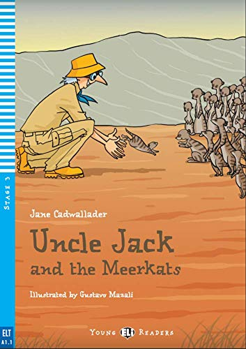 9788853606273: Uncle Jack and the Meerkats