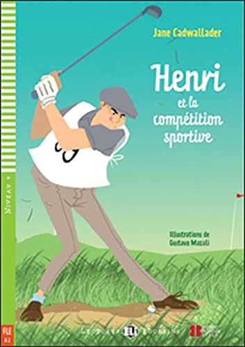 9788853606310: Young Eli Readers: Henri ET LA Competition Sportive + CD