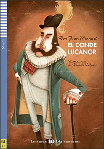 9788853606532: Teen Eli Readers: El Conde Lucanor + CD (Spanish Edition)