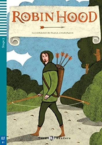 9788853606549: Teen Eli Readers - English: Robin Hood + CD