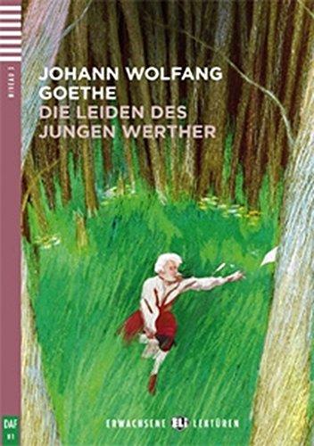 Die Leiden des jungen Werther (1CD audio): Katelhön, Peggy; Goethe,.