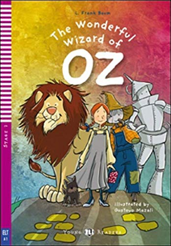 9788853607683: The Wonderful Wizard of Oz (Young Eli readers Stage 2 A1)