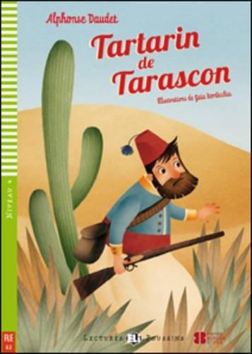 9788853607720: Tartarin De Tarascon + CD (A2)