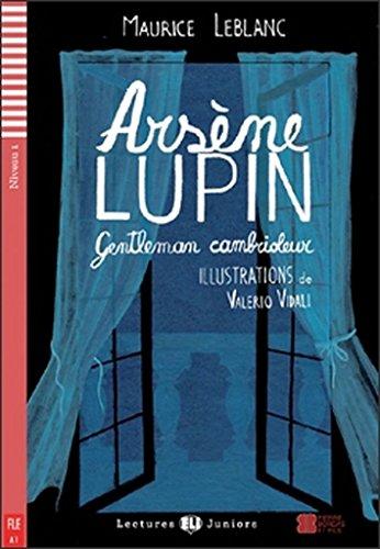 9788853607768: Arsene Lupin, gentleman cambrioleur + CD