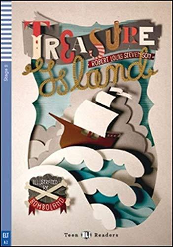 9788853607782: Teen Eli Readers - English: Treasure Island + CD