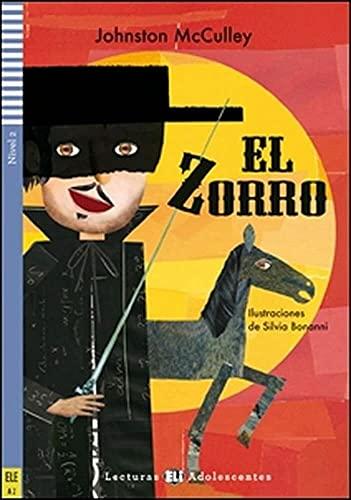 9788853607812: El Zorro + CD