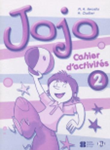 Jojo: Activity Book + Portfolio 2