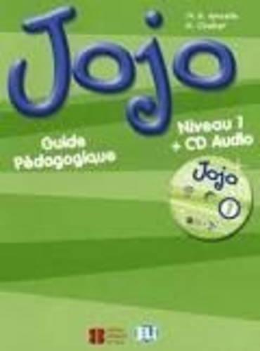 9788853611444: Jojo: Teacher's Book & audio CD 1