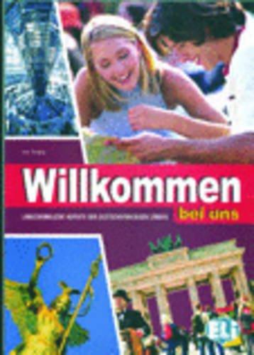 9788853611482: Willkommen: Student's Book + CD (German Edition)