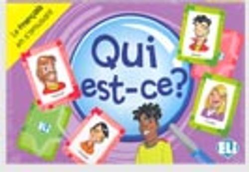 9788853611710: ELI Language Games: Qui est-ce?