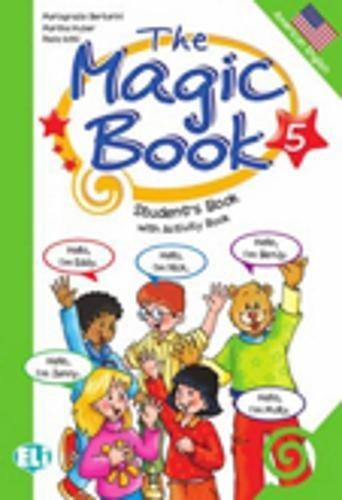 9788853612281: The Magic Book: Student's Book Bk. 5