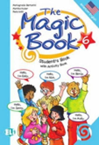 9788853612298: The Magic Book: Student's Book Bk. 5