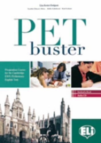 9788853612694: PET Buster: Student's Book (with answer keys) + audio CDs (2)
