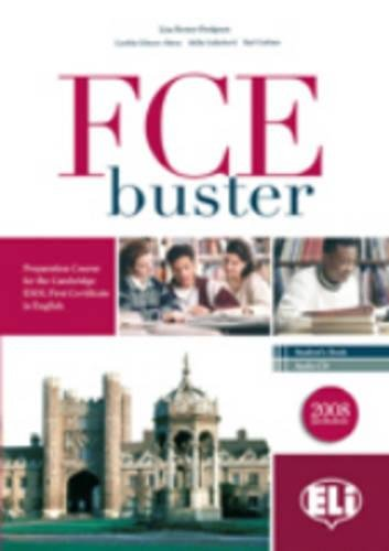 9788853612731: FCE Buster Self Study Edition with Key