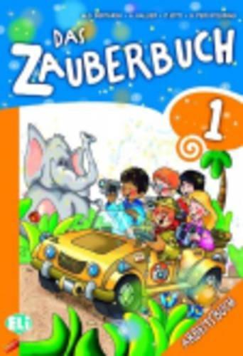 9788853613417: Das Zauberbuch: Arbeitsbuch 1