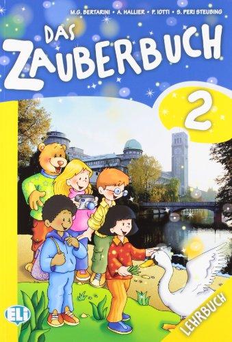 9788853613431: Das Zauberbuch: Lehrbuch 2 & Audio CD