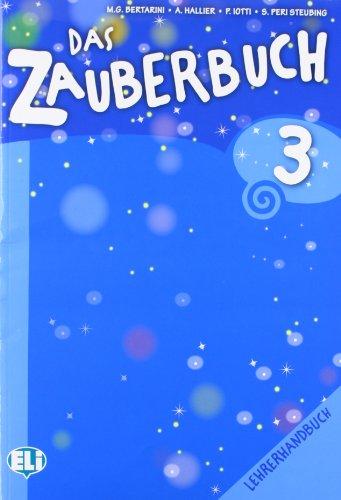9788853613486: Das Zauberbuch: Lehrerhandbuch 3 & Audio CD (German Edition)