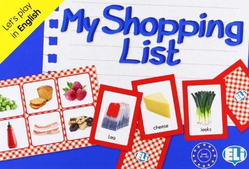 9788853613677: My shopping list (Giochi didattici)