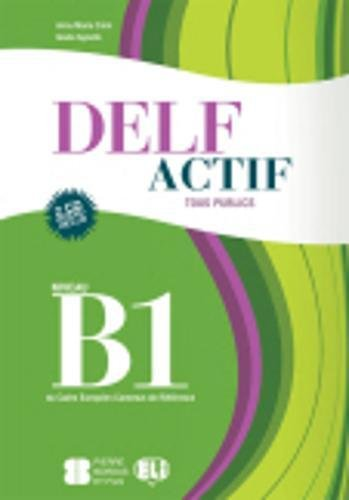 9788853613806: Delf Actif: Livre B1 + CD Audio (2)