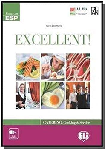9788853614049: Excellent! Catering: Cooking & Service: Student's book