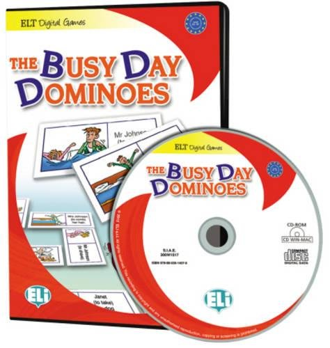 9788853614087: ELI Digital Language Games: The Busy Day Dominoes - game box + digital edition
