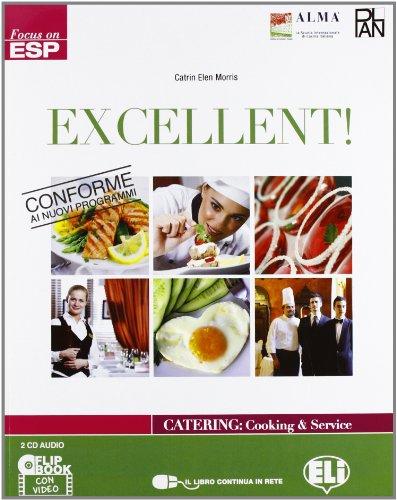 9788853614414: ExcellentLIM. Con dizionario del gusto. Per le Scuole superiori. Con CD Audio. Con CD-ROM. Con espansione online. Con libro [Lingua inglese]