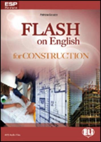 9788853614506: Flash on english for construction