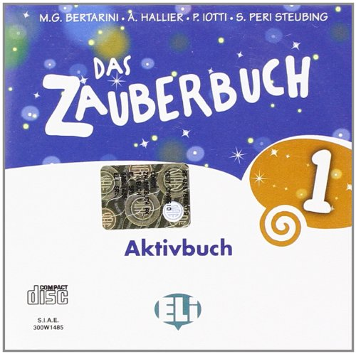 9788853614537: Das Zauberbuch aktivbuch. CD-ROM. Per la Scuola elementare: 1 (Corso di tedesco. Scuola primaria)