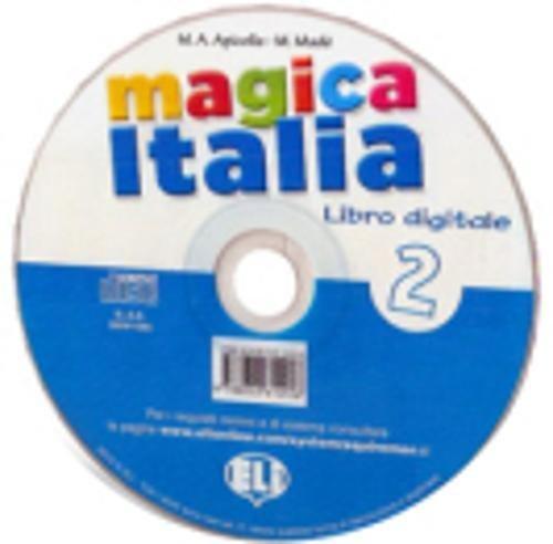 Magica Italia: Libro Digitale 2