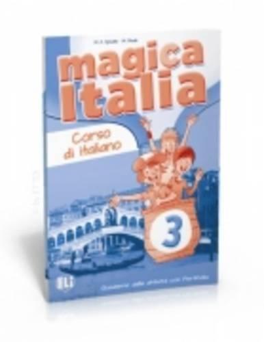 9788853614940: Magica Italia: Libro Degli Esercizi 3 (Italian Edition)